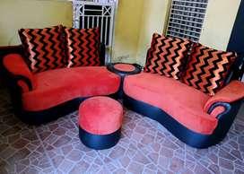 Sofa Lambada Dudukan 2+2+1