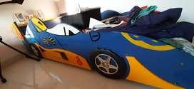 Car bed for smart kids