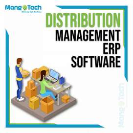 Distribution Management Software Cloud/Web Solution Karachi Pakistan