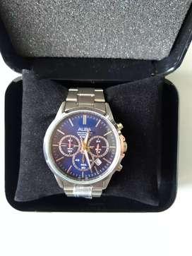 Jam tangan Pria ALBA edisi salah Warna masih baru Langsung dijual lagi