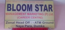 Official job in sales marketing company ...