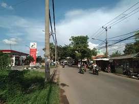 Tanah Pinggir Jalan Salembaran Murah Jalur Kontainer