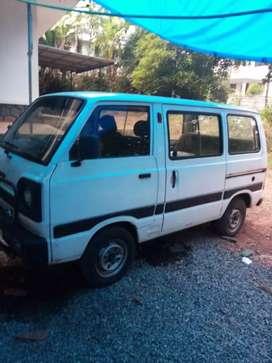 Maruti Suzuki omni... Fuel and lpg.. Insurance paid, full condition