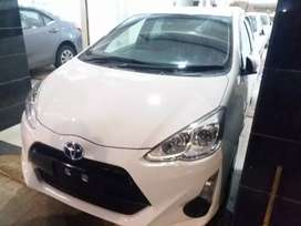 Toyota Aqua 2016 unregistered betterthan corolla city civic vitz passo