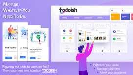 Todoish - Best Reminder, Tasks and Notes APP