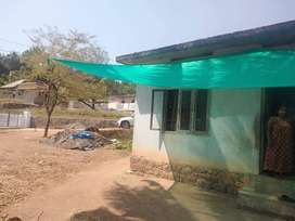 15 Cent house plot with old house in Cheeranchira, Changanacherry