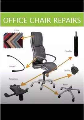 All kind of chairs and sofa repairing work