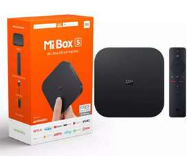 Mi Android TV Box S Latest version