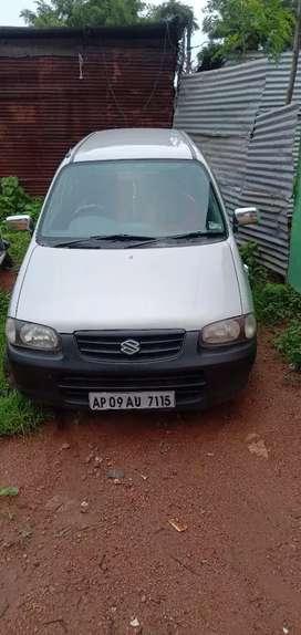 Good condition car alto no time pass