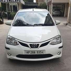 Toyota Etios Liva 1.2 G, 2015, Petrol