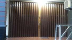 Pintu poldeng geta dan pintu roling door