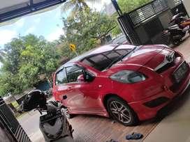 Jual mobil Yaris manual modif TRD