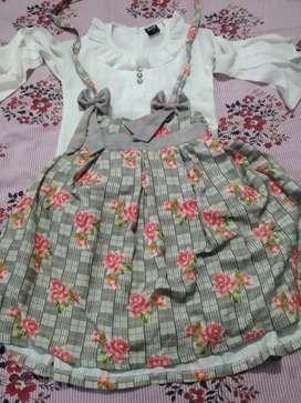 Beautiful full dress