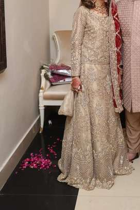 barat lehnga dress