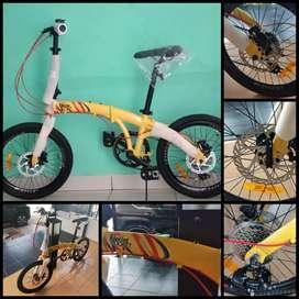 Wim Cycle Pocket Rocket 20inch