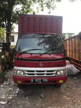 Toyota dyna double Bok jumbo