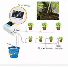 Micro Automatic Drip Irrigation Kit,Self Watering System with 30-Day T