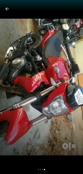 Well maintained Benelli with stock condition