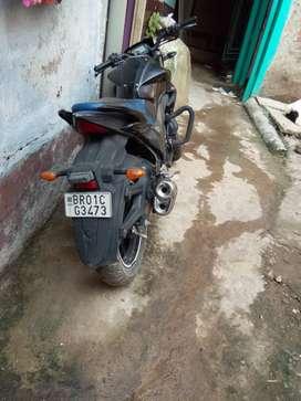 Fix rate sale zixxer bike only 45000 jise lena ho wahi call msg kre..