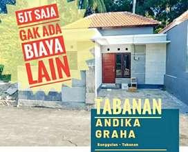 Rumah Subsidi Cukup 5 juta Saja di Tabanan