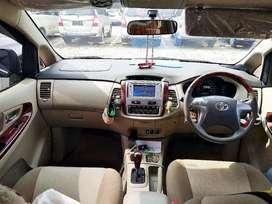 Mobil Toyota Innova type V Luxury Karawang
