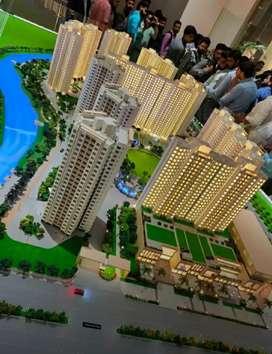 New 1BHK in Sunteck Maxxworld Naigaon East