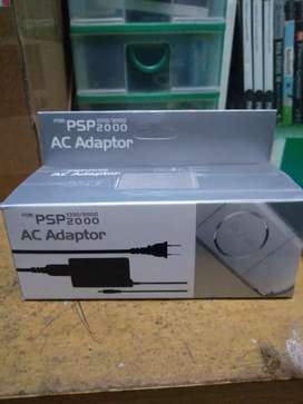 Adaptor/Charger PSP 1000,2000,3000