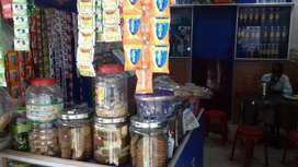 Tea stall and snacks