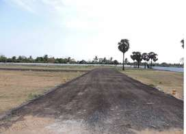 $$Just 5km*from Airport-CMDA Plot-Anakaputhur near Bus Depo-Loan/Offer