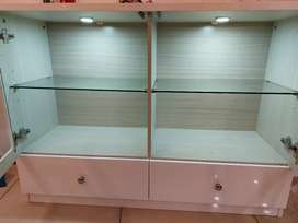 Crockery cabinet home decoration and tv trolley