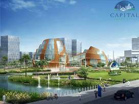 1000 Sq Yds, 2 Kanal Residential Plot, Capital Smart City