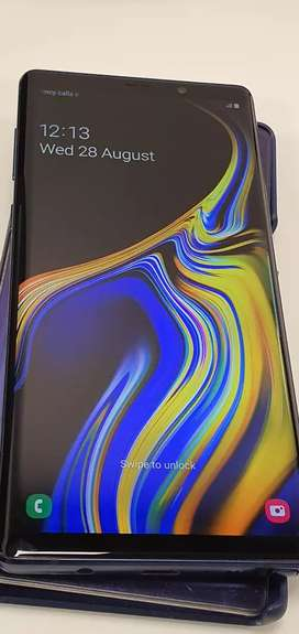 Samsung Note 9 512 GB for sale