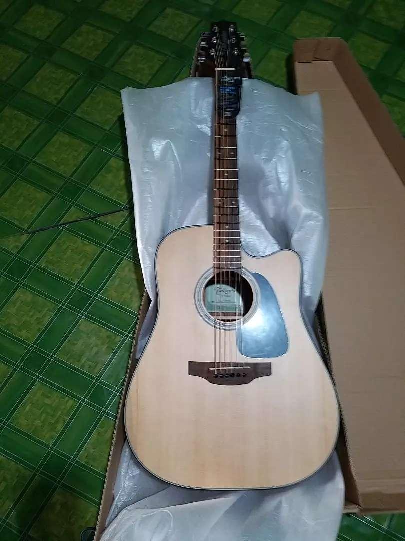 Gitar acustik elektrik TAKAMINE ED1DC NS original 0