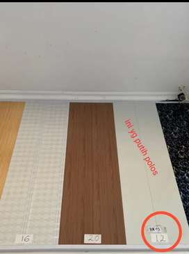 Jual plafon PVC Rp 50.000