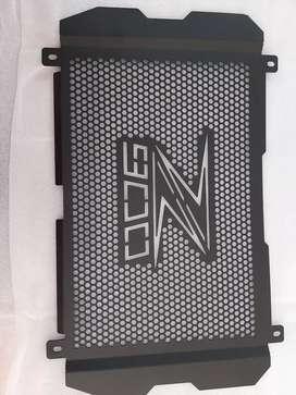 KAWASAKI Z900 RADIATOR GRILL