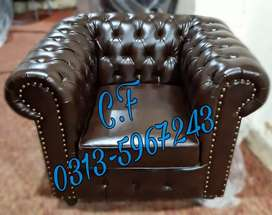 Tuffted designs 7seater sofa sets..