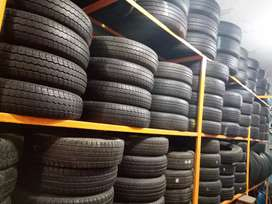 Imported used, A grade tyres