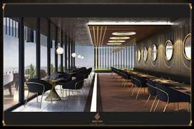 """Restaurant for sale """"V8 it's a Mall"""" in Bahria town"""