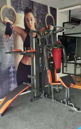Peralatan fitness = Homegym 3 sisi Ready