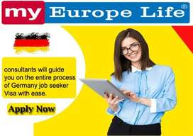 EUROPE WORK VISA FOR ALL IT, ENGINEER, MASTER, MBA DEGREE HOLDERS