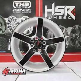 VELG MOBIL HSR NE3 RING 15 BUAT HONDA BRIO