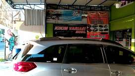 roof rail model sporty ( MOBILIO ) kikim variasi paris