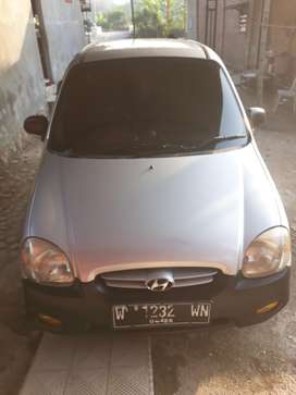 Hyundai Atoz 2001 Bensin