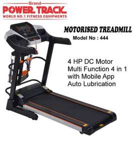Motorised Treadmill 4 in 1, Bajaj EMI 4125  0% Interest, Down Payment