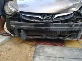 We need Hyundai Elantra front bumper