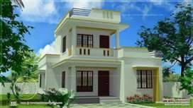 RCC and L-PATTERN house for sale