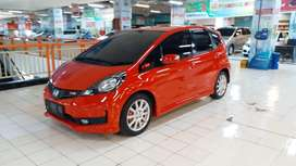 Jazz RS Matic 2013 Ban Tembus 2013