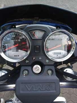 Motor Viar 150L 3 roda box tahun 2020