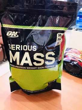 Serious mass gainer 2lbs