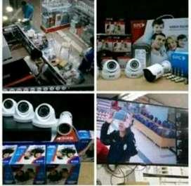 Jual pasang cctv Indoor Bogor tengah